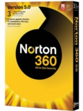 Norton 360 Version 5.0 - User-friendly, All-encompassing PC Protection