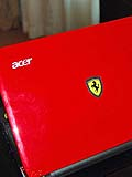 Acer Ferrari One Netbook - Vroom Vroom!