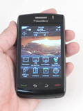 BlackBerry Storm2 - For a Rainy Day