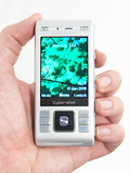 Sony Ericsson C905 - Celebrating in Eights
