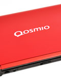 Toshiba QOSMIO F60 - Red-y to Rumble