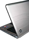 HP Pavilion dv3 (Intel Core i7-820QM) - Silver With Envy