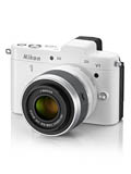 Nikon 1 V1 - A Speedy Compact Mirrorless Camera