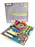 ASUS P5N32-SLI Premium (nForce 590 SLI Intel Edition - Core 2 Ready)