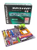 ECS KA3 MVP (CrossFire Xpress 3200 - Socket AM2)
