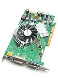 Leadtek WinFast A7600 GT TDH (GeForce 7600 GT 256MB, AGP)