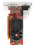 ATI Radeon HD 4550 512MB DDR3 (Reference Card)