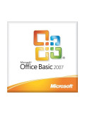 Microsoft Office Basic 2007 Edition (OEM)