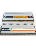 Corsair XMS3 DHX PC3-12800 DDR3 Dual-Channel Memory Kit (4GB)