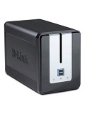 D-Link DNS-343 4-Bay Network Storage Enclosure