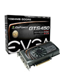 EVGA GeForce GTS 450 FTW Edition