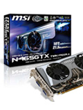 MSI N465GTX Twin Frozr II