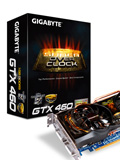 Gigabyte GeForce GTX 460 Super Overclock
