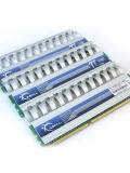 G.SKILL PI DDR3 1600MHz PC3-12800 CL8 Triple-Channel Memory Kit (3GB)