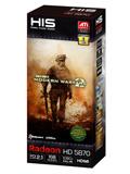 HIS HD 5870 iCooler V Turbo X 1GB GDDR5