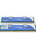 Kingston HyperX DDR3 1600MHz Non-ECC CL9 Dual-Channel Memory Kit (4GB)