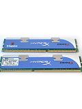 Kingston HyperX DDR3 1600MHz Non-ECC CL9 Dual-Channel Memory Kit (4GB)