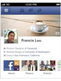 Timeline Hits iPhone Facebook App