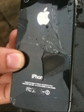 iPhone 4/4S Self-Combusts on Flight