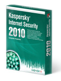 Kaspersky Internet Security 2010 (1 User)