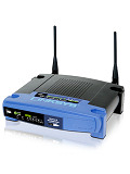 Linksys WRT54GL Wireless-G Linux Broadband Router