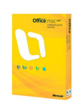 Microsoft Office Mac 2008 (Box)