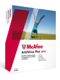 McAfee AntiVirus Plus 2010 (3 Users)
