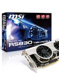 MSI R5830 Twin Frozr II
