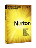 Norton AntiVirus 2010 with Antispyware (1 User)