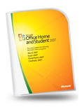 Microsoft Office Home and Student 2007 (Box)