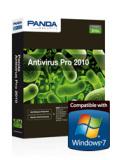 Panda Antivirus Pro 2010 (3 Users)