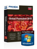 Panda Global Protection 2010 (3 Users)
