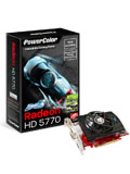 PowerColor PCS+ HD 5770 1GB DDR5