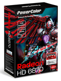 PowerColor HD 6870