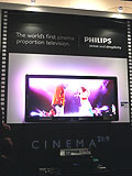 Bringing the Cinema Home - Philips' Cinema 21:9 Launch