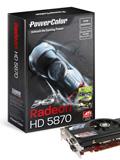 PowerColor PCS++ HD 5870