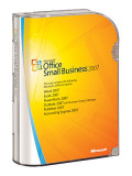 Microsoft Office Small Business 2007 Edition (Box)