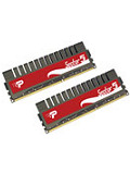 Patriot DDR3 G Series Sector 5 PC3-12800 Dual-Channel Memory Kit (4GB, 2x2GB)