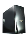 Antec Sonata II Piano Black Quiet Super Mini Tower