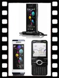 Sony Ericsson's Upcoming Trio of Multimedia Phones