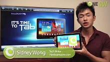 TouchWiz UI Hands-on with Samsung Galaxy Tab 10.1