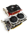 ATI Radeon HD 5770 Duel - MSI vs. PowerColor