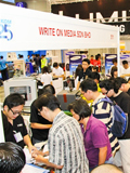 Updated: Creating Trends at PIKOM's PC Fair (I) 2011 (with Video)