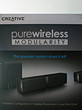 Creative Pure Wireless Modularity - Rewiring Wireless