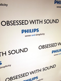 Philips' Sound Obsession - New AV Devices Engineered for Perfection