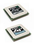 AMD Athlon 64 X2 5000+ and FX-62
