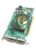 NVIDIA GeForce 7900 GS 256MB