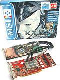 MSI RX1950XTX-VT2D512E Water Cooled Edition