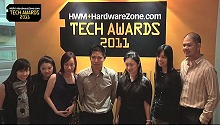 The HWM + HardwareZone.com Tech Awards 2011