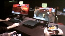 Tegra 2 Multimedia & Gaming Demos using LG Optimus 2X